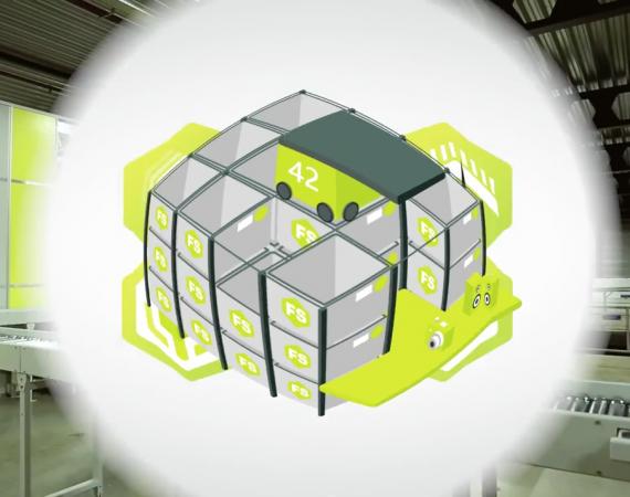 FS verandert toekomst logistieke markt met revolutionair orderpicksysteem!