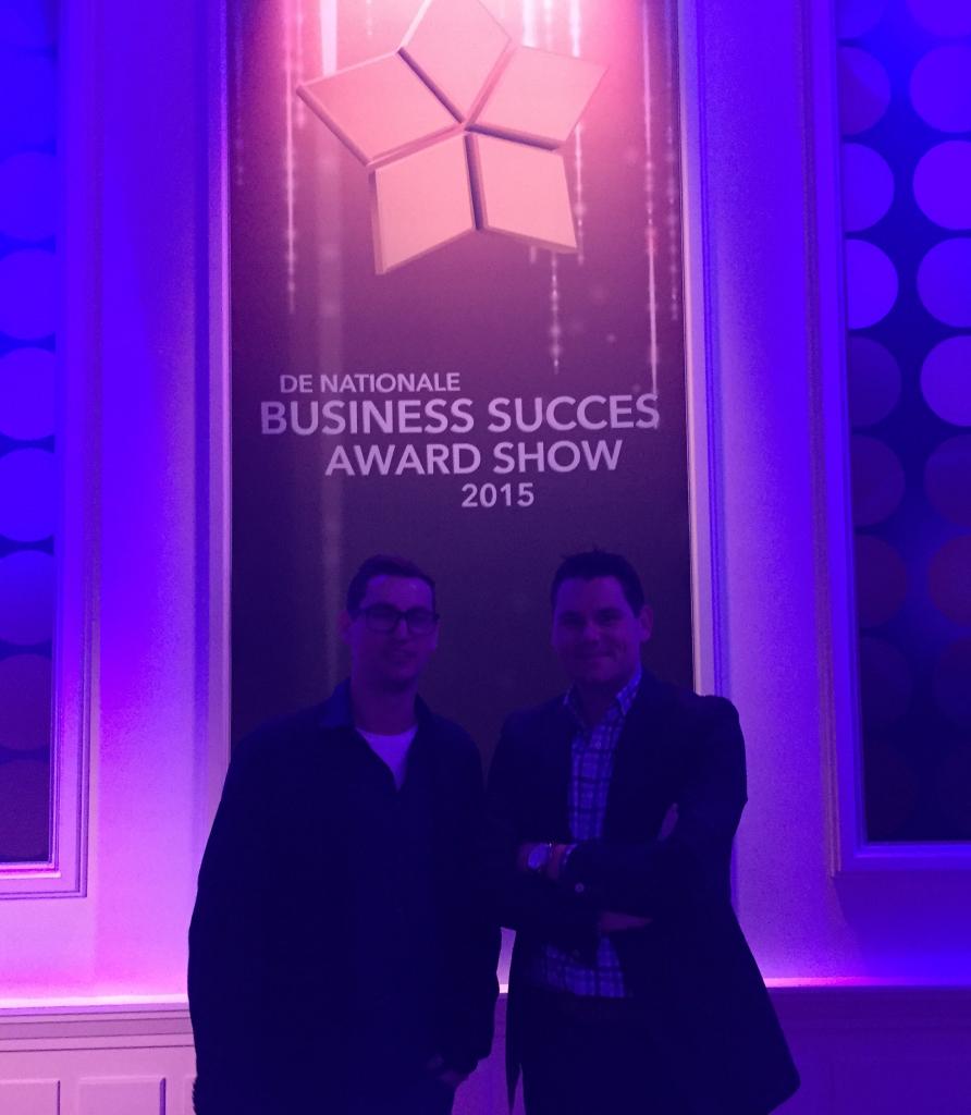 Business succes award